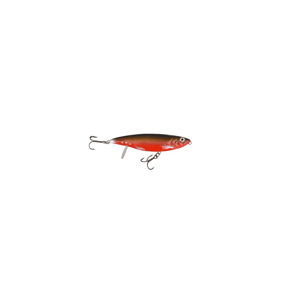 Savage Gear 3d Backlip Herring 13,5cm - 45gr Red & Black - Wobler