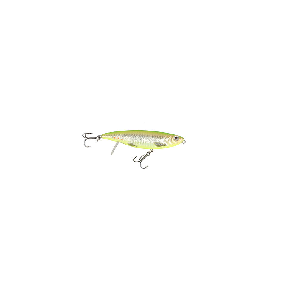 Savage Gear 3d Backlip Herring 13,5cm - 45gr Green Flash - Wobler