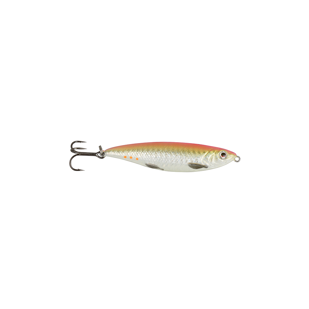 savage gear – Savage gear 3d horny herring 8cm - 13gr pink flash - wobler på fisk på krogen