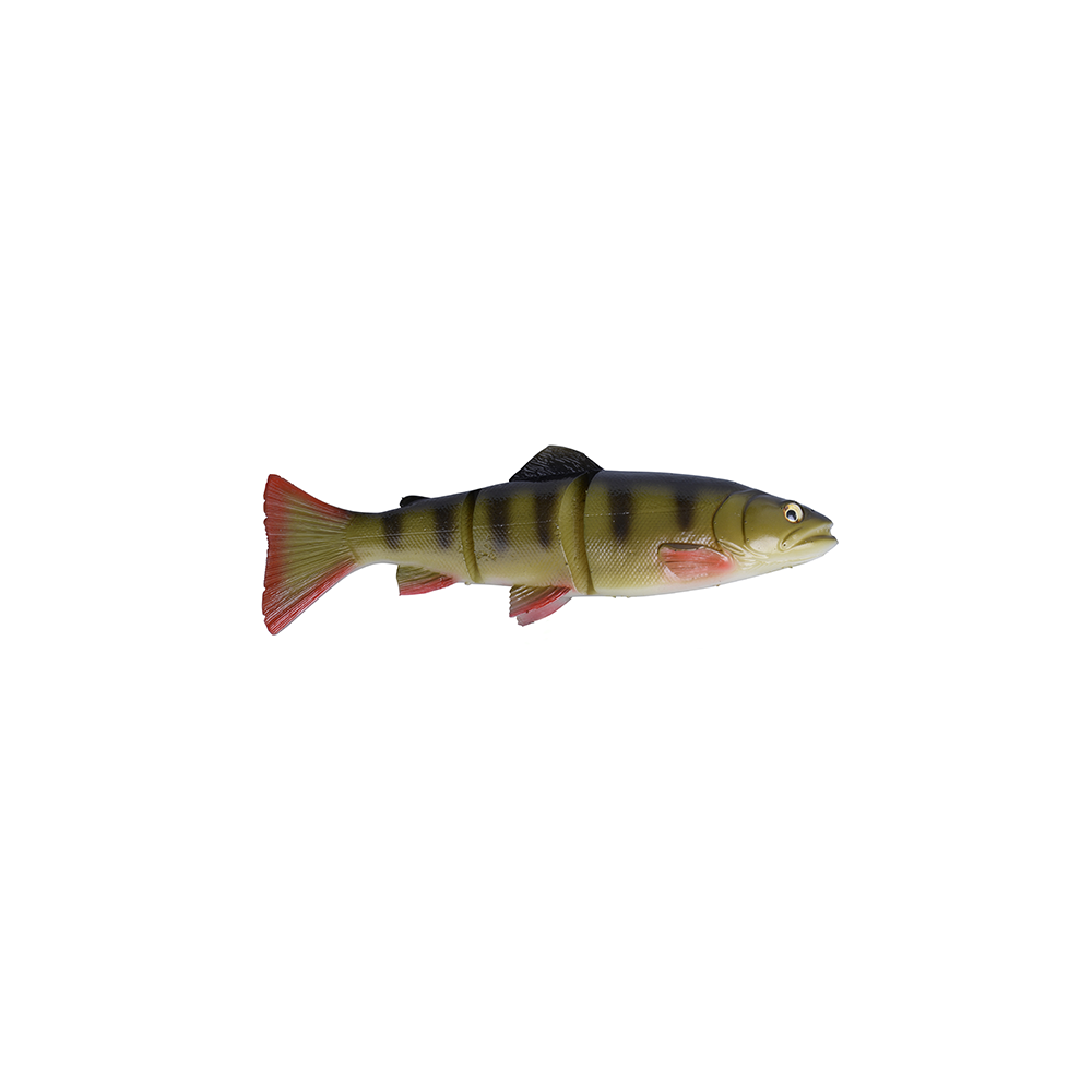 Savage gear 3d line thru trout 20cm - 98gr perch - softbait fra savage gear fra fisk på krogen