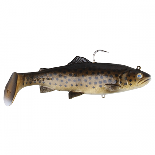 Dark Brown Trout