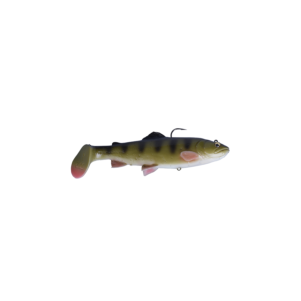 Savage gear 3d trout rattle shad 12,5cm - 35gr perch - softbait fra savage gear på fisk på krogen