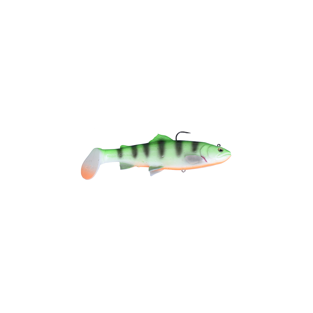 Image of   Savage Gear 3d Trout Rattle Shad 12,5cm - 35gr Firetiger - Softbait