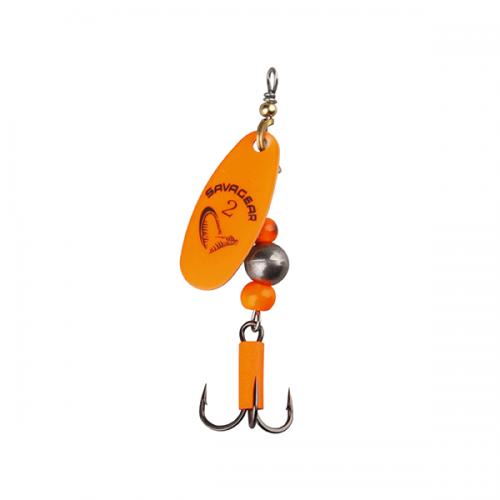 Flou Orange