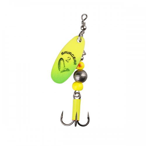 Flou Yellow / Chartreuse