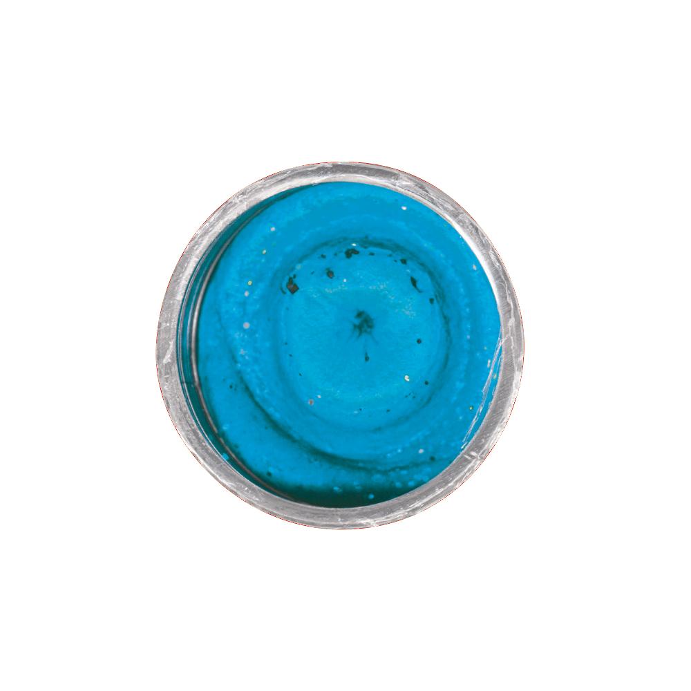 berkley Powerbait natural scent garlic neon blue - berkley powerbait fra fisk på krogen