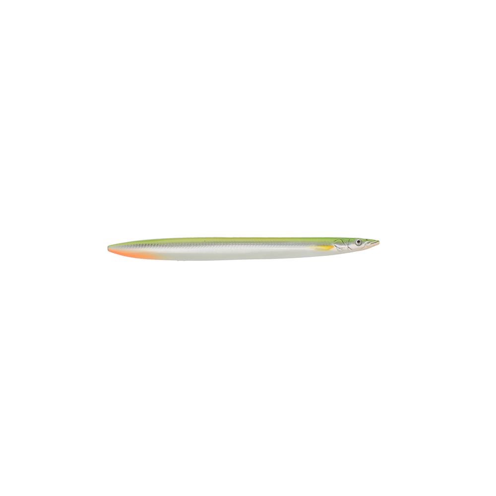 Billede af Savage Gear 3d Line Thru Sandeel 17,5cm - 40gr Yg Silver - Wobler