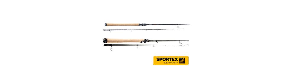 Sportex Spinnestang